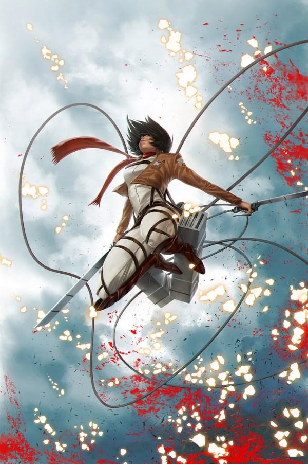 Anime Attack On Titan Fan Art