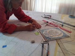 drawing cutlines
