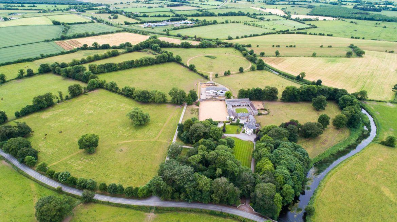 """Prime Kildare Stud Farm Sells by Private Treaty"" Millgrove Stud, Bracknagh, Rathangan, Co. Kildare on 55 acres"