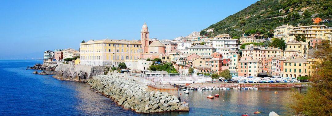 Barbara B in Genoa