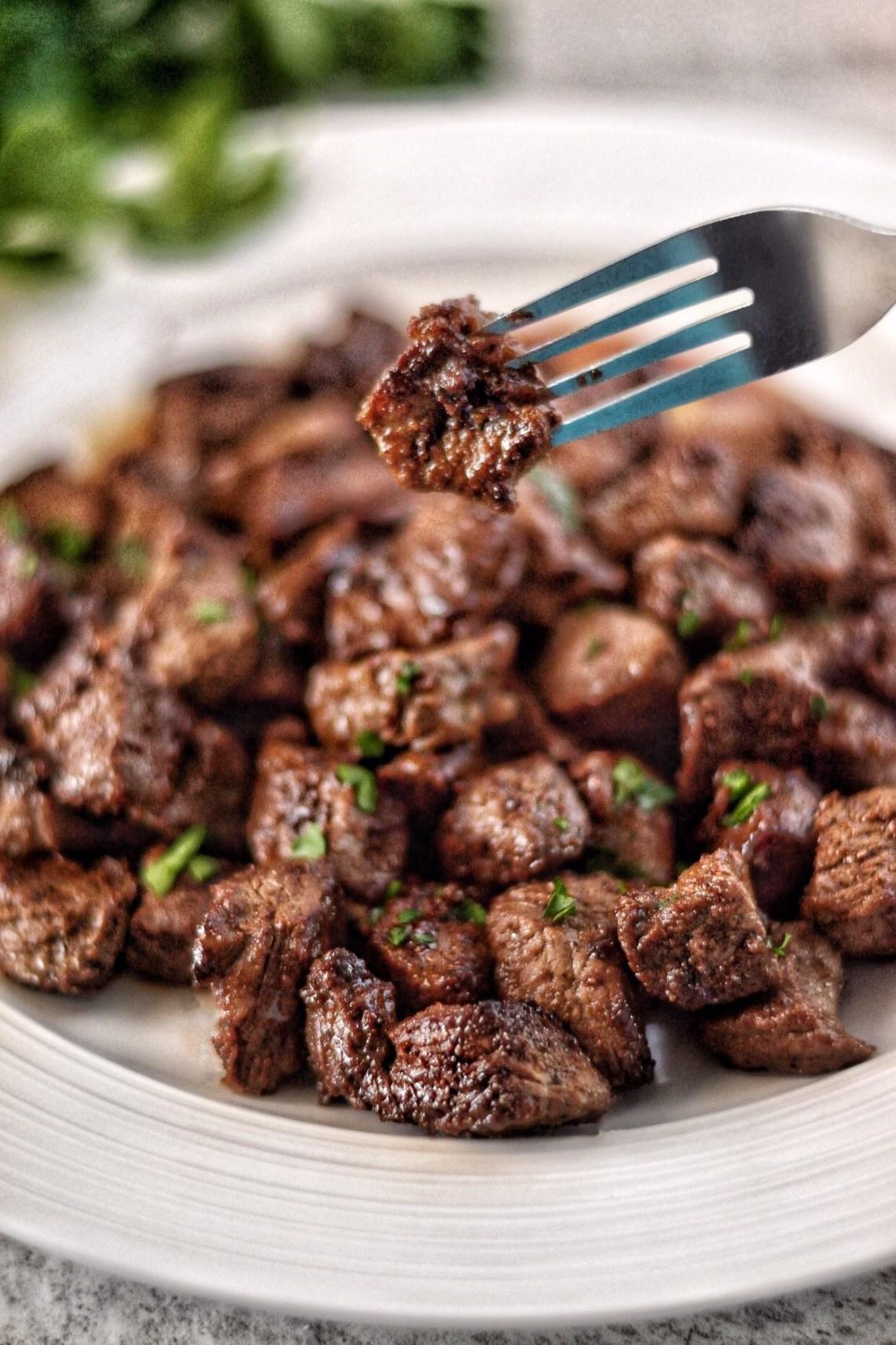 Steak Bites Recipe