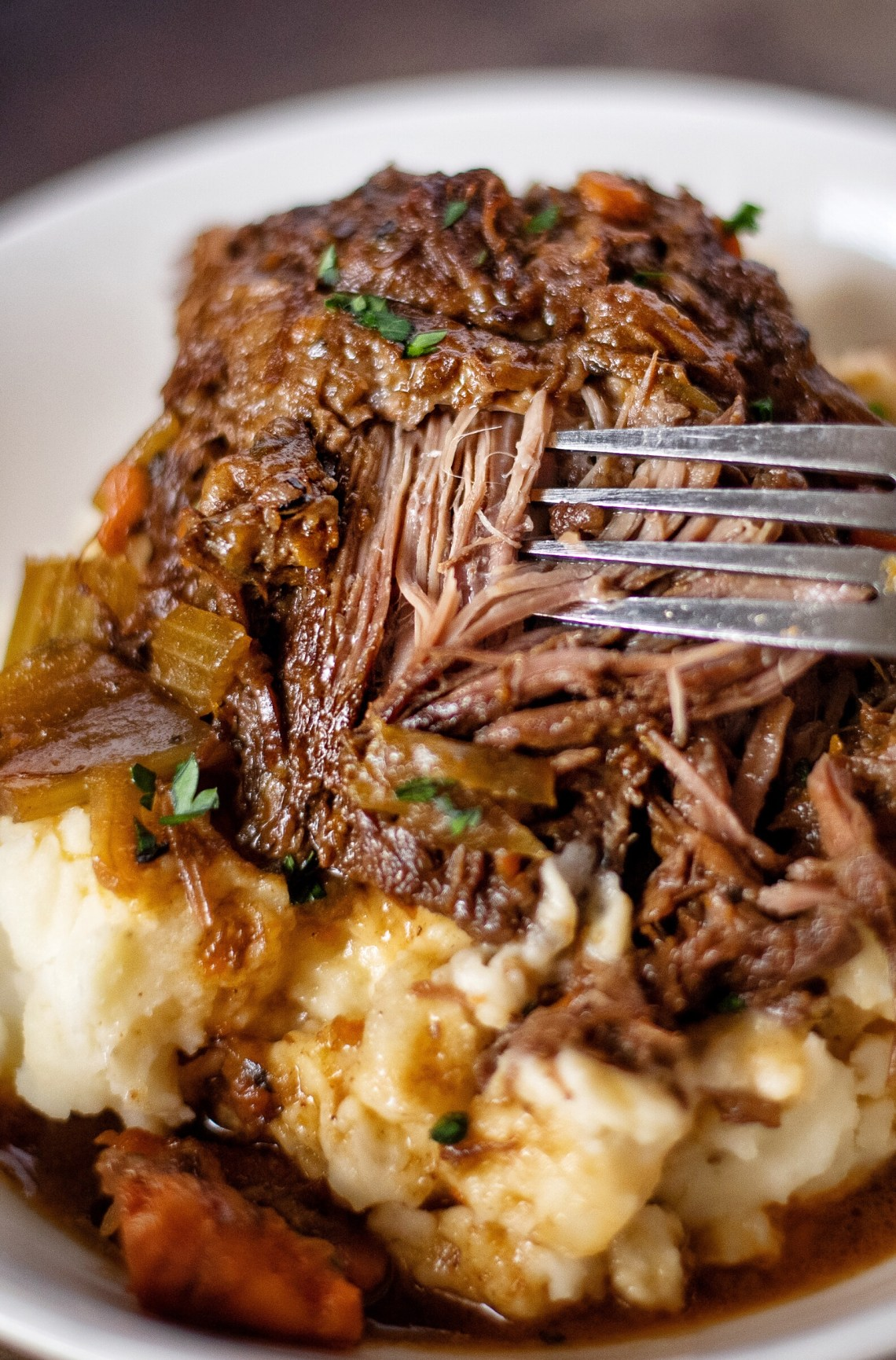 The BEST Pressure Cooker Pot Roast Recipe