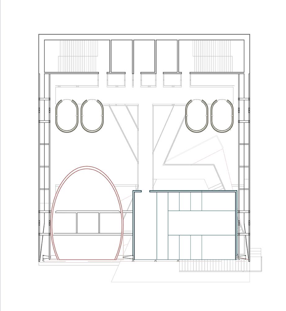 Selected Undergraduate Design Studio Projects--Design III