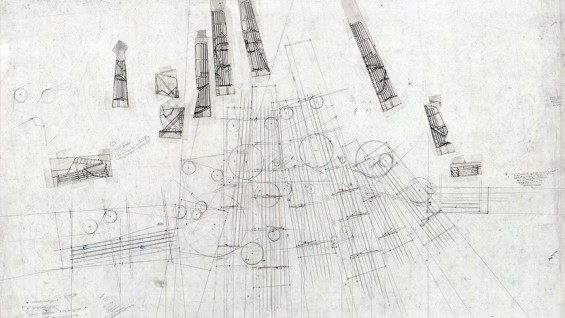 DRAWING FROM THE ARCHIVE Analysis as Design  The Cooper Union