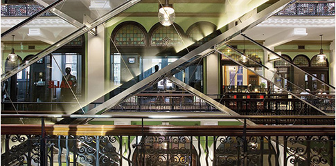 Construction Company Sydney fit-out retail hospitality health adaptive reuse QVB