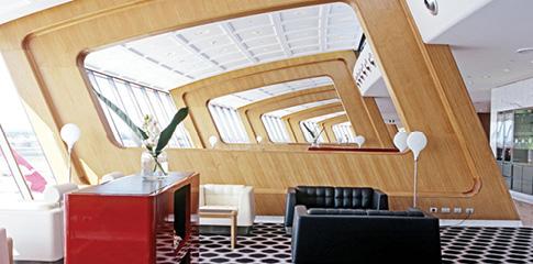 Construction Company Sydney fit-out retail hospitality health adaptive reuse Qantas