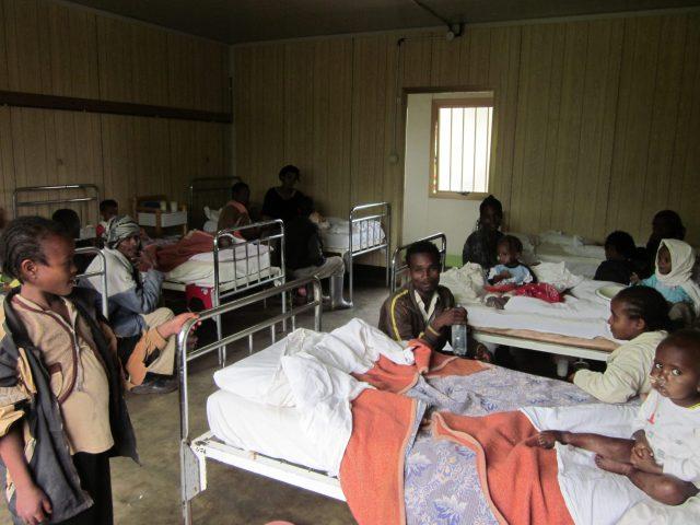 La vida a Gambo / La vida en Gambo africa