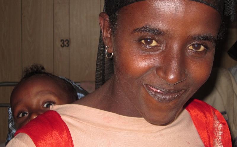 Salut materna al món / Salud materna en el mundo etiopia gambo
