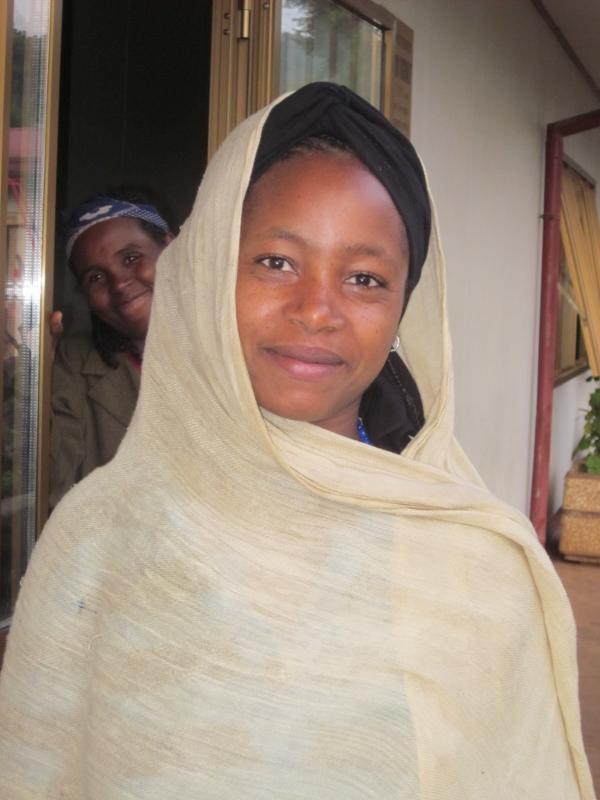Cobrint el cos / Cubriendo el cuerpo etiopia gambo