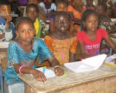 Las escuelas de Kolda con La Joie des Orphelins