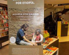 Muchas gracias por vuestra asistencia y compañía en la presentación en la librería Claret