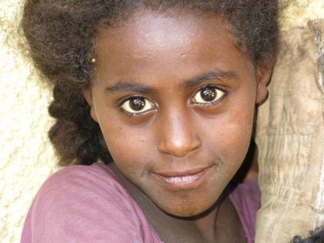 Iñaki Alegria, la mirada etíope