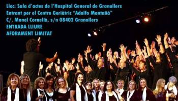 Iñaki Alegria. Gospel Solidario. Granollers