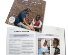 Ya a la venta la segunda edición del libro «Alegría con Gambo: la mirada etíope que alimentó mi vida»