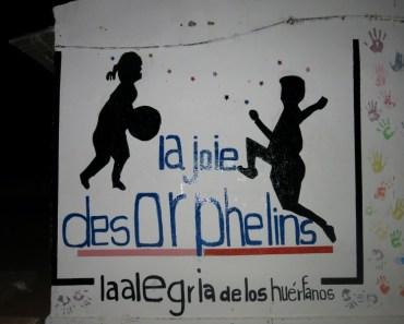 Rehabilitación del nuevo local La Joie des Orphelins