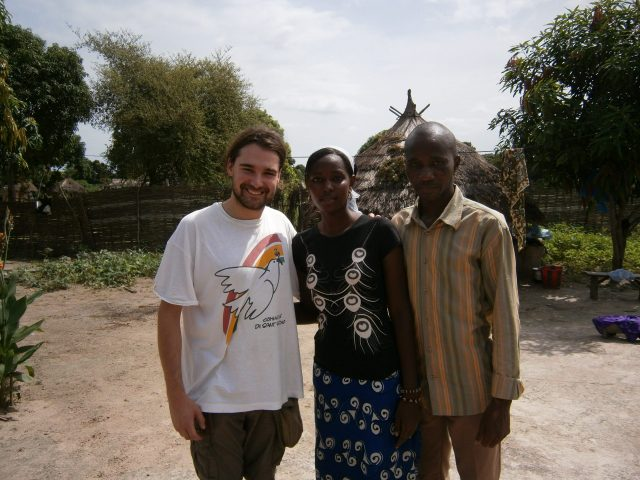 La Joie des Orhelins. Senegal. Iñaki Alegria