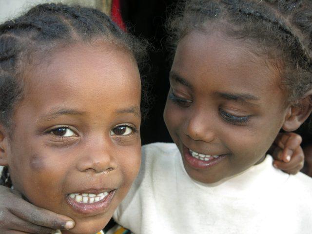 Alegría Etiopía