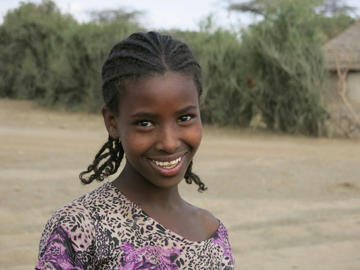 Permitamos a Meseret poder escribir su historia, nuestra historia. África está llena de historias esperando ser contadas africa alegria gambo alegria sin fronteras dr alegria etiopia gambo