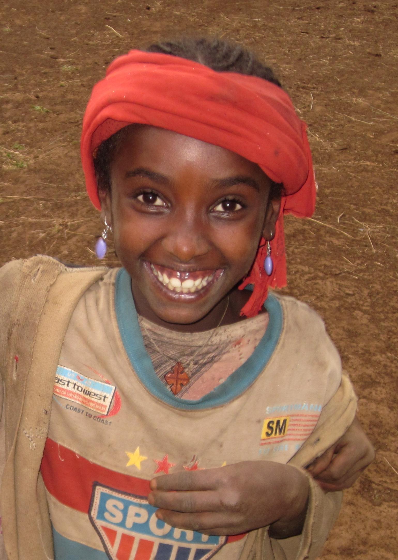 Nassaneth: La mirada de Alegría y Esperanza de Alegría con Gambo, Alegría Sin Fronteras