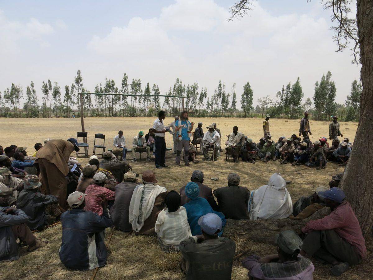 Alegría Sin Fronteras responde a la emergencia nutricional en la Etiopía rural empoderando a la comunidad alegria gambo alegria sin fronteras dr alegria etiopia gambo
