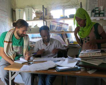 Combatir la hambruna en Etiopía está en tus manos