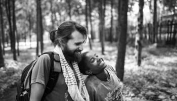 """La historia de Bekele: """"Entonces no quise volver a mi hogar porque era diferente a ellos, tenía lepra"""" dr alegria gambo"""