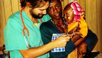 A veces hay que creer en lo imposible africa alegria gambo alegria sin fronteras
