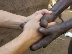 La mano sin miedo
