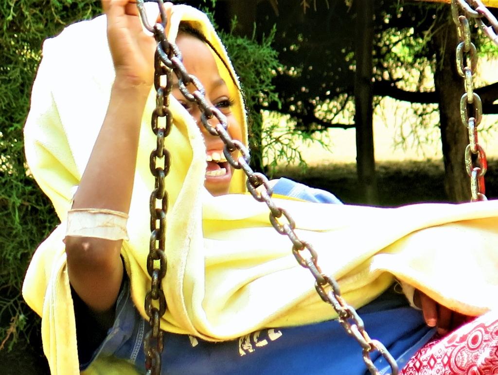 Alegría África aquí, rompiendo estereotipos africa alegria gambo alegria sin fronteras