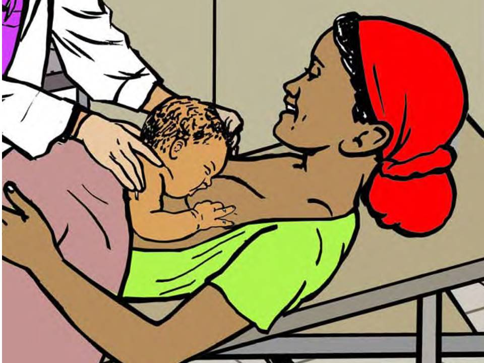 El reto de sobrevivir al primer día africa alegria gambo alegria sin fronteras dr alegria etiopia