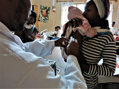 Siempre hay tiempo para un gesto de Amor africa alegria gambo alegria sin fronteras