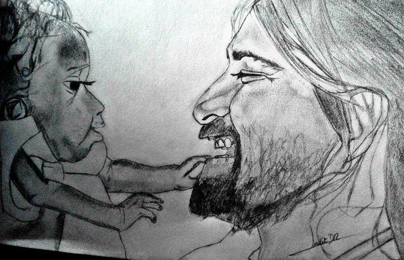 dibujo Iñaki