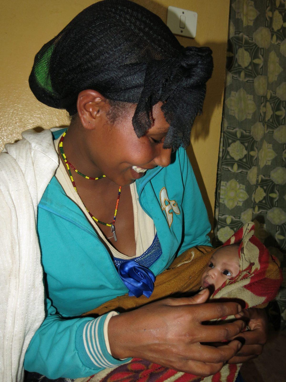 Para ser madre y poder vivirlo africa alegria gambo alegria sin fronteras dr alegria