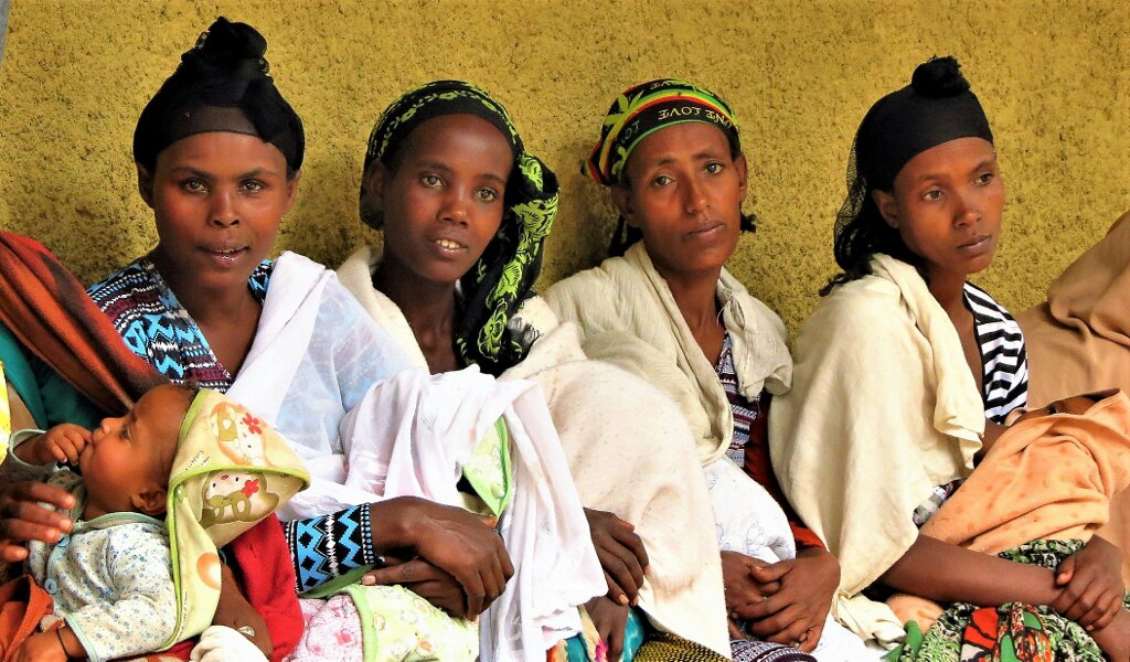 Amigo, ¿ya murió mi niño? africa alegria gambo alegria sin fronteras