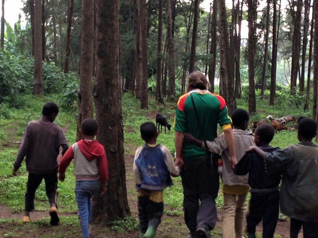En un mundo en el que todo tiene un precio, nada tiene valor africa alegria gambo alegria sin fronteras