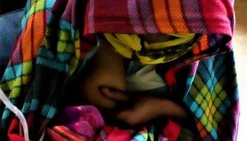 Felicidades Jamila! La Alegría de la madre nos emociona africa alegria gambo alegria sin fronteras dr alegria