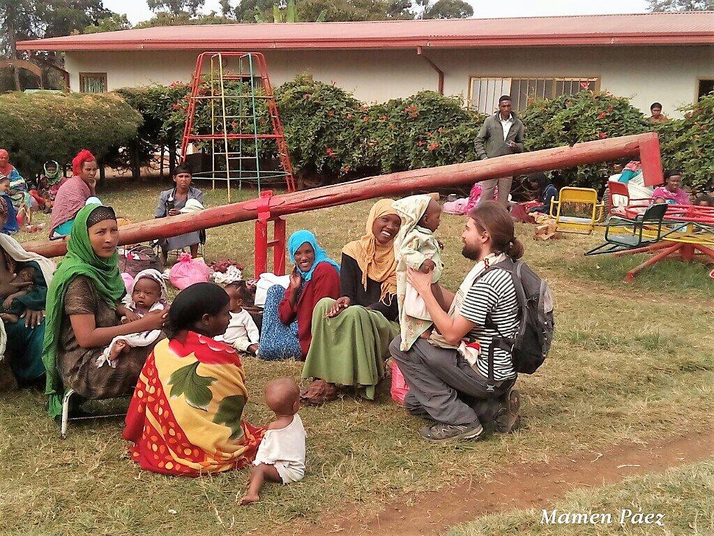 Madre en búsqueda de justicia y liberación africa