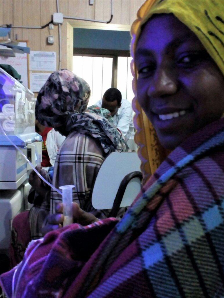 Jamila, sobrevivir para poder vivir en la Etiopía rural africa alegria gambo alegria sin fronteras