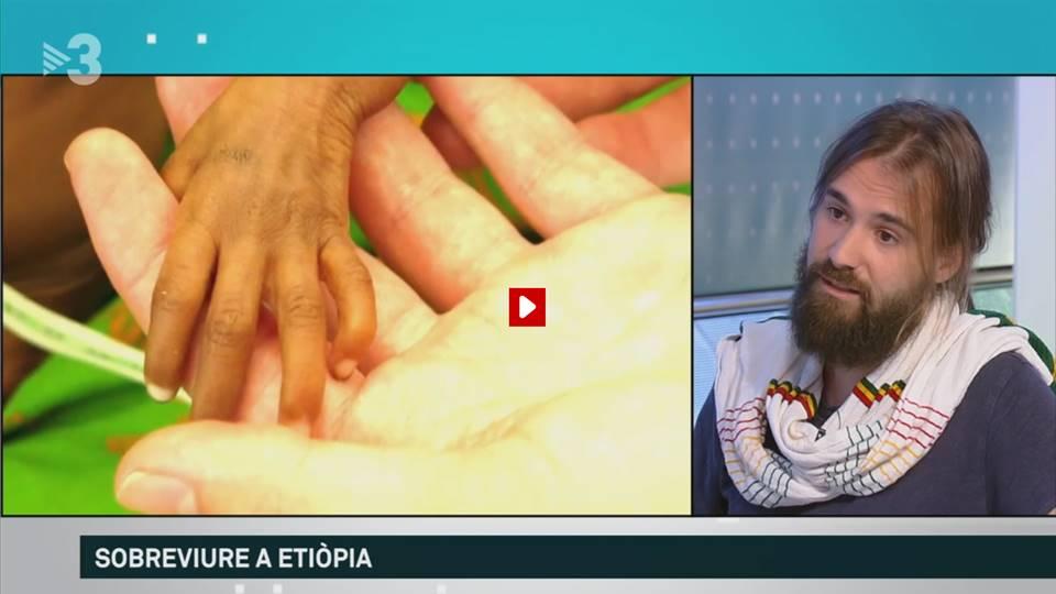 Els Matins de TV3 entrevista a Iñaki Alegria: Sobrevivir en Etiopía