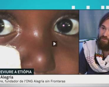 Entrevista en Els Matins de TV3 – Iñaki Alegria, pediatra y director médico del Hospital Rural de Gambo en Etiopía