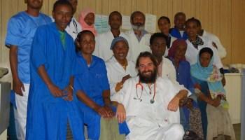 Malaria, Tuberculosis, Sida, desnutrición... en los niños del Hospital Rural de Gambo africa etiopia gambo