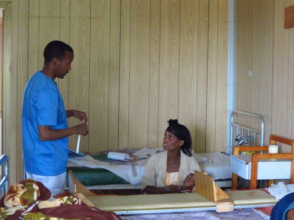 Los retos en el programa nutricional de Gambo, Etiopía africa alegria gambo alegria sin fronteras