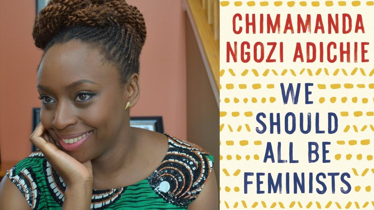We should all be feminist by Chimamanda Ngozi Adichie - TedTalk africa alegria gambo alegria sin fronteras