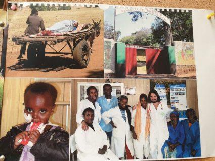 Gracias de todo corazón por vuestra emotiva acogida. Ha sido un día muy muy especial africa dr alegria etiopia