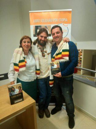 Muchas gracias de corazón por la excelente acogida en Granollers africa alegria gambo alegria sin fronteras dr alegria etiopia