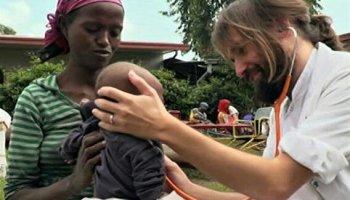 Hay que actuar, no solo conmoverse ante la injusticia africa alegria gambo dr alegria