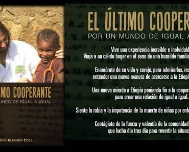 Sábado 25 en Getxo: Presentación del libro El último cooperante