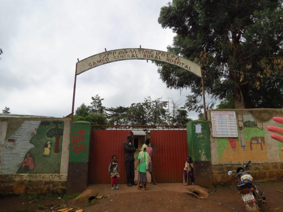 Luz de esperanza contra la sequía en Etiopía: Porque las niñas y niños no pueden esperar