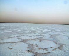 El desierto que quería ser mar para poder ser rescatado
