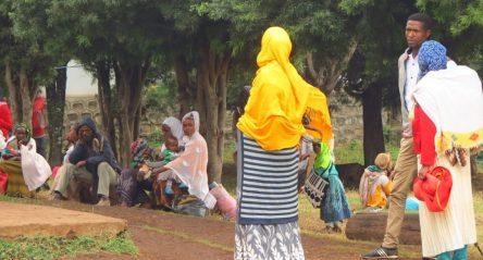 La mujer etíope que salva vidas cada día africa alegria gambo alegria sin fronteras gambo